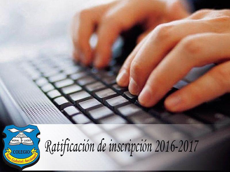 Solicitud de Cupo año escolar 2017-2018