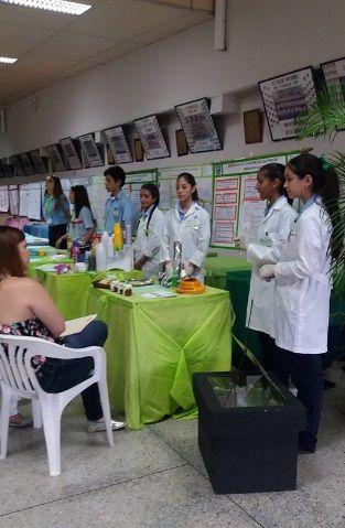 29 Exposición Científica