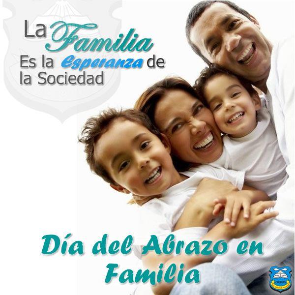 Día del Abrazo en Familia