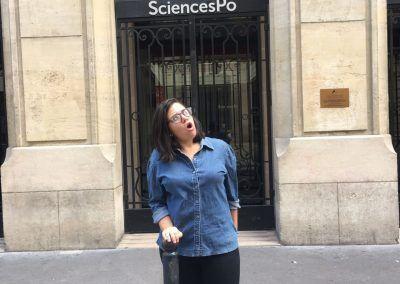 Yasmine Sawan - SciencesPo