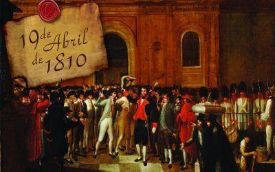 19 de Abril de 1810 Día de la Independencia de Venezuela