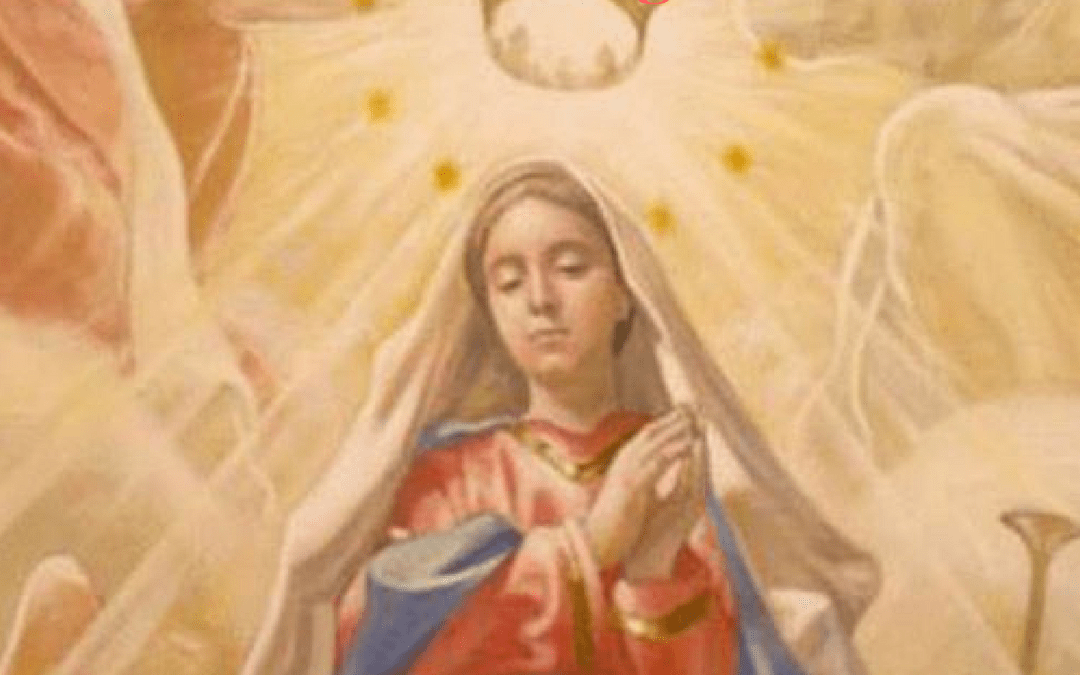 El mes mariano