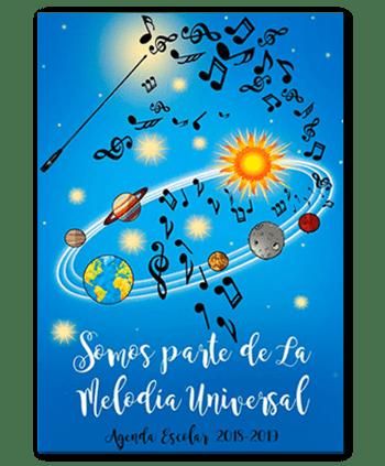 Agenda Escolar 2019 Colegio San Gabriel Arcangel
