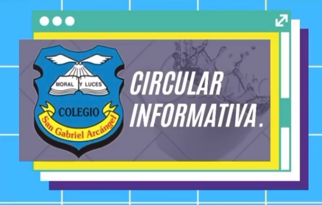 Circular informativa 3